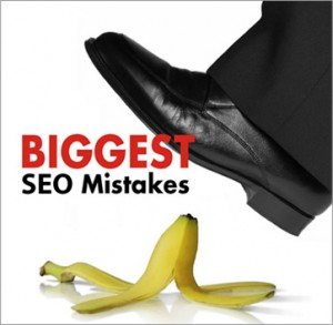 The Most Common Mistakes In SEO