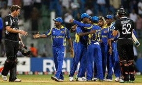 Sri Lanka vs New Zealand Highlights Cricket World Cup 2011