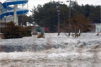 Japan 8.9 Earth Quake Tsunami