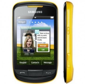 Samsung Corby II GT S3850 - Full Phone Specifications and Price