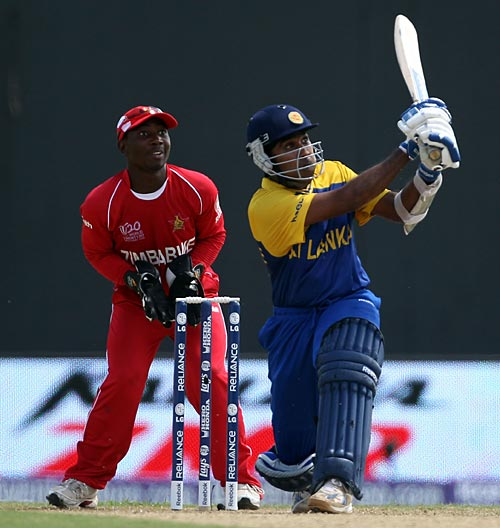 Sri Lanka Vs Zimbabwe, ICC World Cup 2011