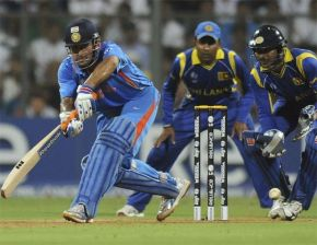 India vs Sri Lanka World Cup 2011 Final Photos