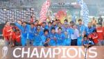 India vs Sri Lanka World Cup 2011 Final Photos
